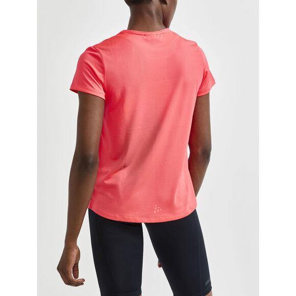 Core Essence SS Mesh teknisk t-skjorte dame