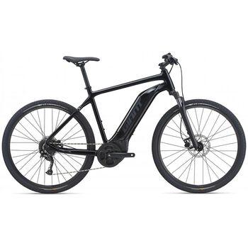Giant Roam E + GTS el-sykkel Svart