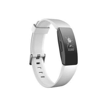 Fitbit Inspire HR pulsklokke Hvit