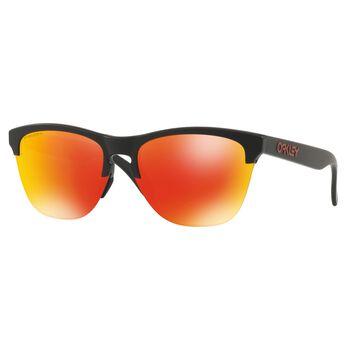 Oakley Frogskins Lite Prizm™ Ruby - Matte Black solbriller Herre Svart