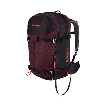 MAMMUT Pro X removable airbag 3 dame Herre Oransje