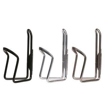 Bike-Tec Aluminium flaskeholder Sølv