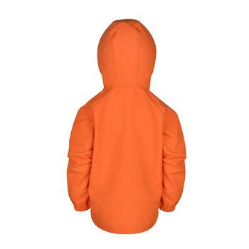 Norheim Granitt softshelljakke barn Oransje