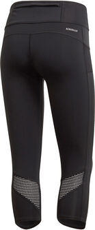 Own the Run 3/4 tights dame