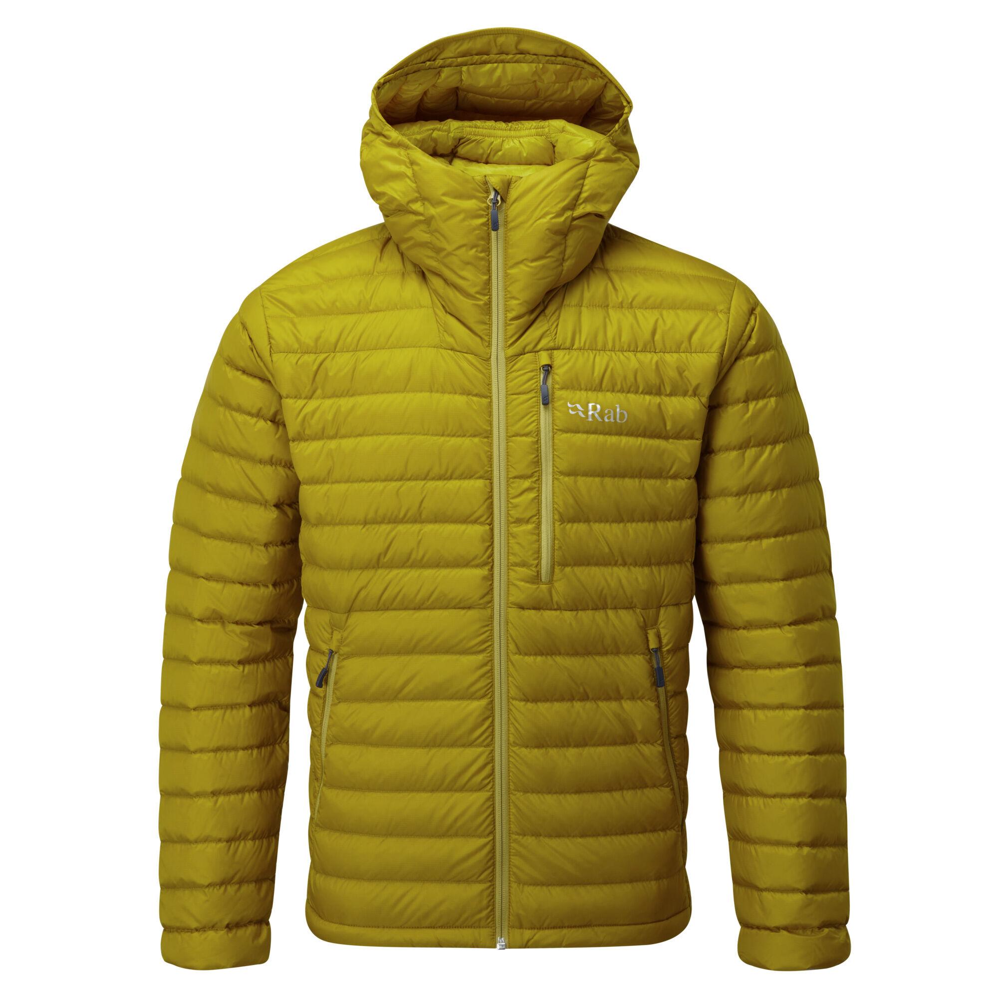 Rab | Microlight Alpine tynn dunjakke herre | Jakker