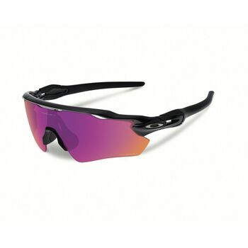 Oakley Radar EV Path Prizm™ Trail - Polished Black sportsbrille Herre Flerfarvet