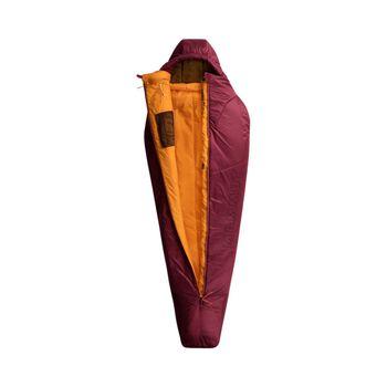 MAMMUT Womens Perform Fiber Bag- 10C sovepose dame Oransje