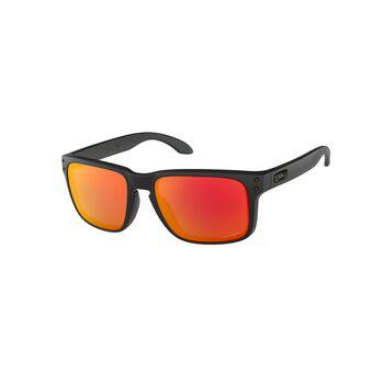 Oakley Holbrook Prizm™ Ruby - Matte Black solbriller Herre Svart