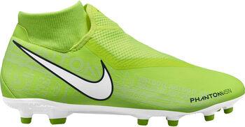Nike Phantom VSN Academy DF fotballsko gress/kunstgress senior Herre Grønn