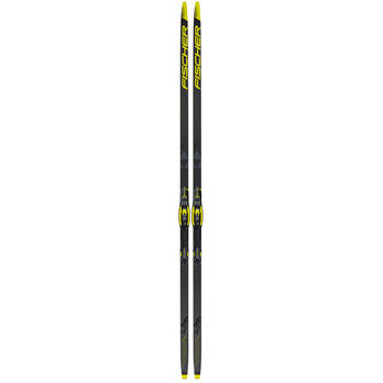 Fischer Twin Skin Race stiff felleski Svart