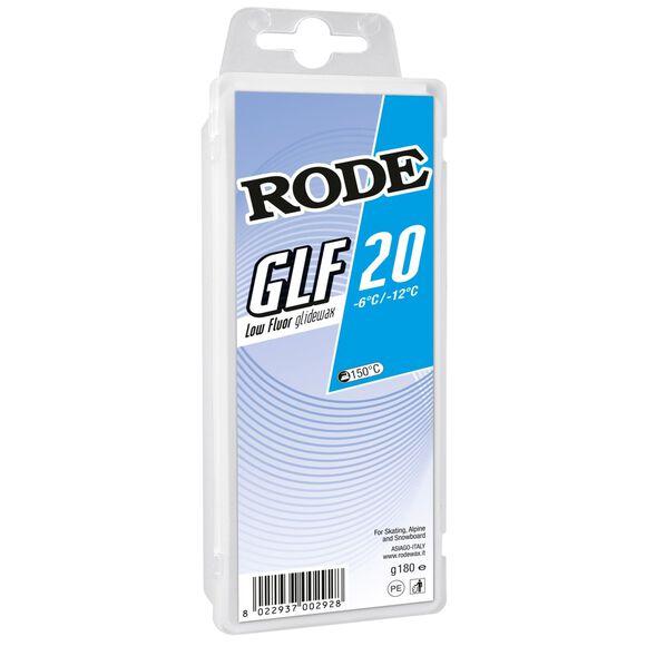 GLF20 glider lavfluor blå 180 gram