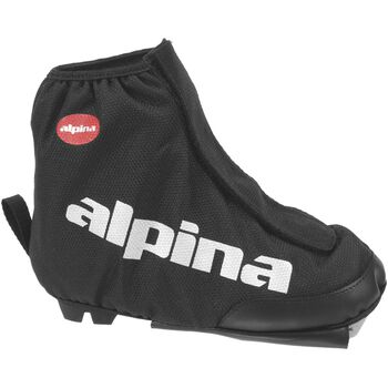 ALPINA Touring skoovertrekk junior Svart