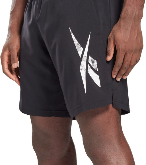 Workout Ready Graphic shorts herre