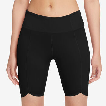 Nike One Luxe Icon Clash 7 shorts dame Svart