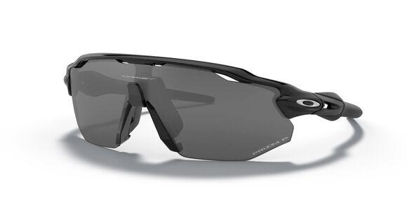 Radar EV Advancer Prizm Road Polished Black sportsbrille