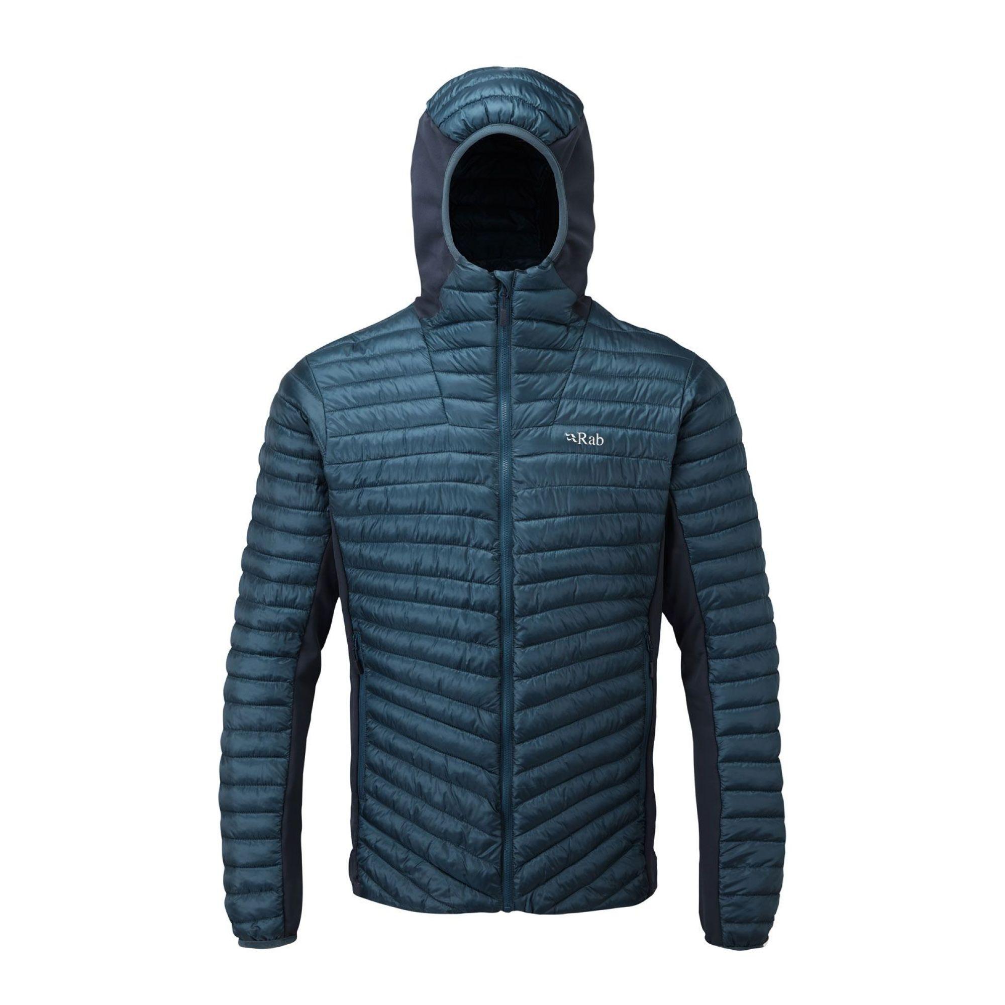 Rab | Cirrus Flex tynn vattert jakke herre | Jakker | Blå