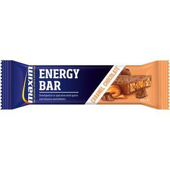 MAXIM 55G Caramel energibar Blå