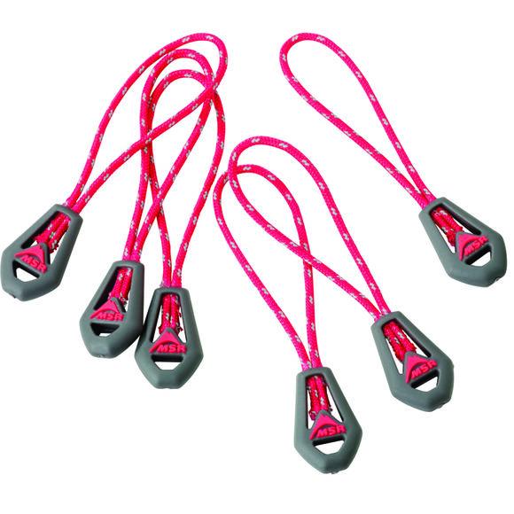 Universal Zipper Pulls glidelåshemper 4-pk