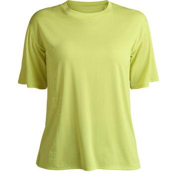 Röhnisch Ivy Loose teknisk t-skjorte dame Gul
