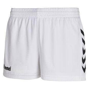 Hummel Core shorts dame Hvit