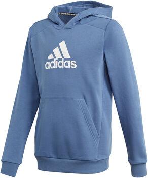 adidas Logo hettegenser junior Gutt Blå