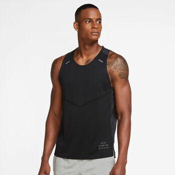 Nike Rise 365 Run Division singlet herre Svart