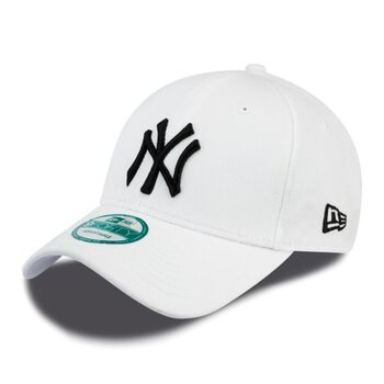 New Era 9Forty New York Yankees caps Herre Hvit
