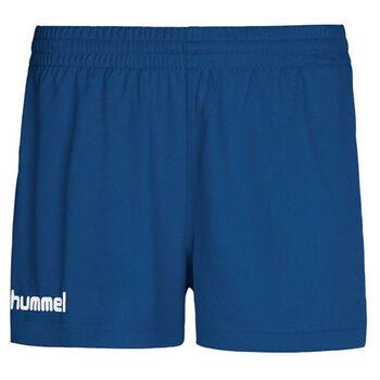 Hummel Core shorts dame Blå