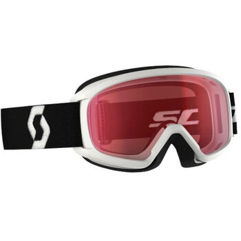SCOTT Team II SGL alpinbrille junior Hvit