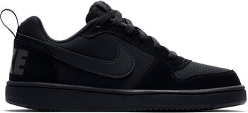 Nike Court Borough Low fritidssko junior Svart