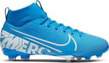 Nike Mercurial Superfly 7 Academy fotballsko gress/kunstgress junior Blå