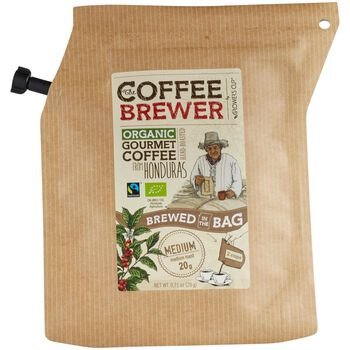 Growers Cup Honduras Kaffe, 2 Cup kaffebrygger Herre Brun