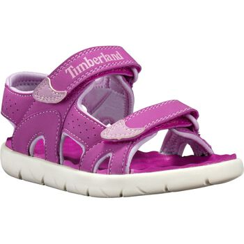 Timberland Perkins Row 2-strap sandal junior Rosa
