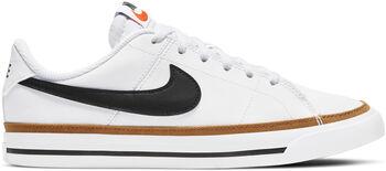 Nike Court Legacy fritidssko junior Hvit