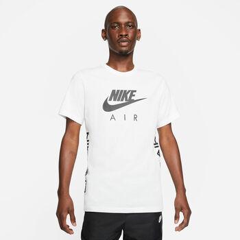 Nike Air t-skjorte herre Hvit