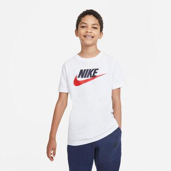Nike Futura Icon t-skjorte junior Hvit