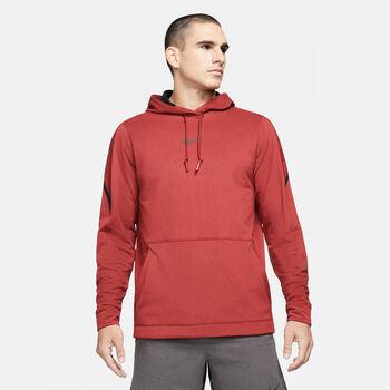 Nike Pro-hettegenser herre Rød