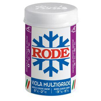 RODE P46 festevoks fiolett multigrade Rød