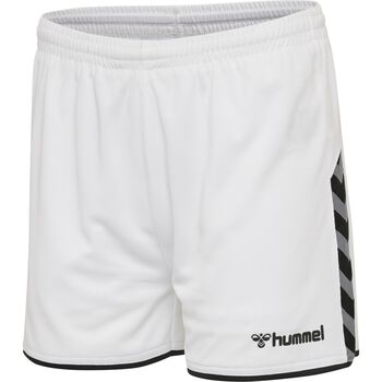 Hummel hmlAuthentic Poly shorts dame Hvit