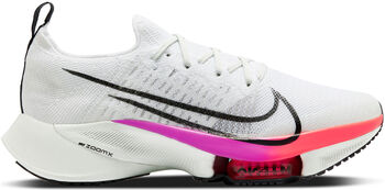 Nike Air Zoom Tempo Next% løpesko herre Hvit