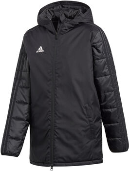 adidas Winter 18 vattert jakke junior Svart
