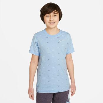Nike Sportswear t-skjorte junior Gutt Blå