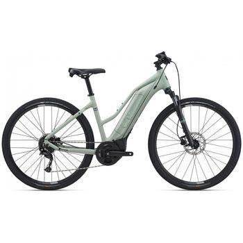 Giant Rove E+ el-sykkel dame Grå