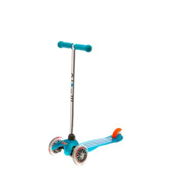 Mini Micro Aqua sparkesykkel barn