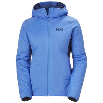 Helly Hansen Odin Stretch Hooded Insulator jakke dame Blå
