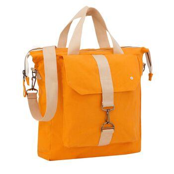 KARI TRAA Fære Bag Veske Dame Oransje