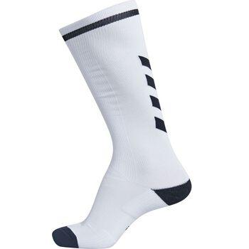Hummel Elite Indoor høy teknisk sokk Herre Hvit