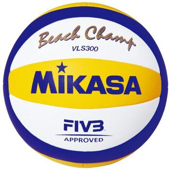 Mikasa Beach Volleyball VLS300 Matchball Blå