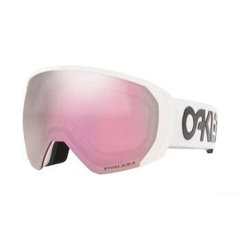Oakley Flight Path XL Factory Pilot White, Prizm Snow High Intensity Pink Herre Lilla