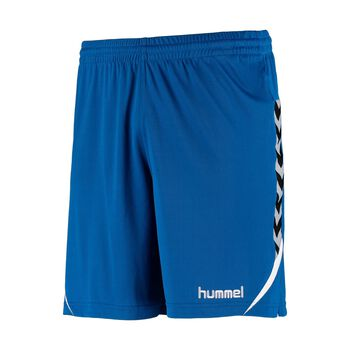 Hummel Authentic Charge Poly treningsshorts junior barn Blå
